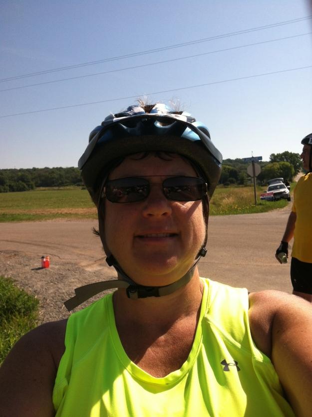 Race the Lake Selfie!