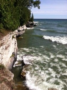 Cave Point Door County Century