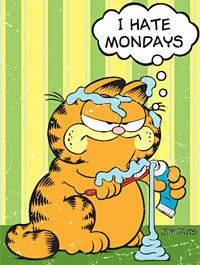 Garfield-I-hate-Mondays