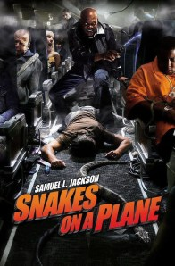 See?  Even Samuel L. Jackson knows you don't mess with no snakes on a plane.
