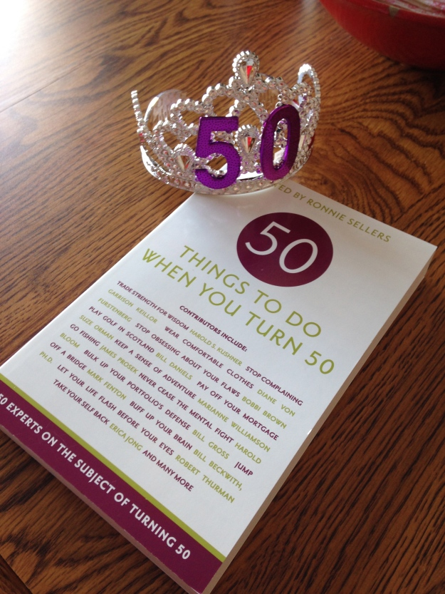 Sue is great, and gets a tiara for her birthday.