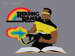 Reading Rambo Shirt at http://shirt.woot.com/offers/reading-rambo