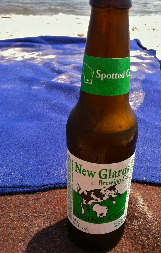 New Glarus Spotted Cow